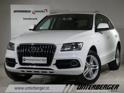 gebraucht Audi Q5 2,0 TDI quattro Intense S-tronic SUV / Geländewagen
