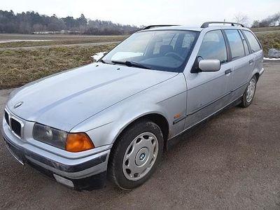 gebraucht BMW 316 3er-Reihe i e36 Touring Kombi / Family Van,