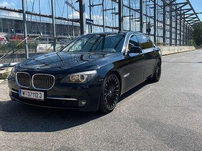 gebraucht BMW 730L 7er-Reihe d F02 Limousine