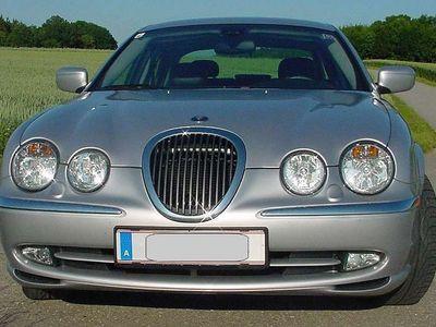 gebraucht Jaguar S-Type 4,0 V8 Aut. Limousine,