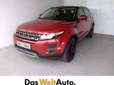 gebraucht Land Rover Range Rover evoque Pure 2,2 TD4 SUV / Geländewagen