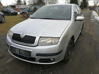 gebraucht Skoda Fabia Combi Luca 1,2***Export*** Klein-/ Kompaktwagen,