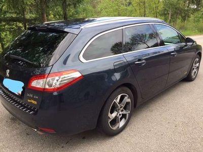 gebraucht Peugeot 508 SW 2,2 HDI GT Tiptronic Kombi / Family Van