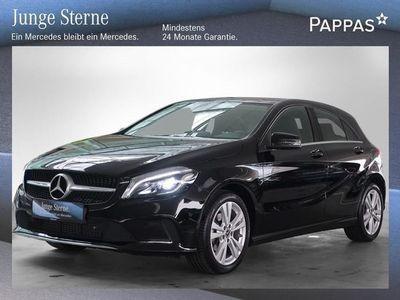 brugt Mercedes A160 Austria Edition *Urban-Line*LED*Parkpilot*