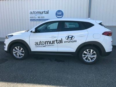 used Hyundai Tucson Level 4 1,6 CRDi 4WD MT 815q