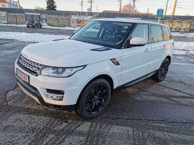 gebraucht Land Rover Range Rover Sport 3,0 TDV6 HSE SUV / Geländewagen