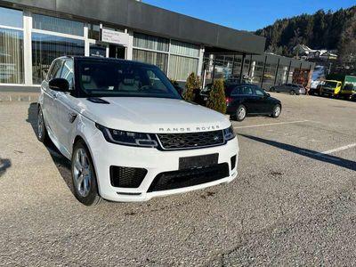 gebraucht Land Rover Range Rover Sport 2,0 Si4 PHEV Plug-in Hybrid SE