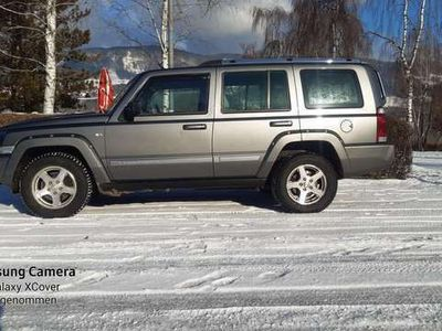 gebraucht Jeep Commander 3,0 V6 CRD Limited