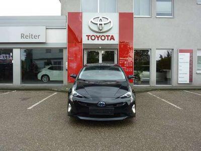 gebraucht Toyota Prius 1,8 VVT-i Hybrid Lounge *NAVI*HUD*SHZ*KEYLESS*PDC*