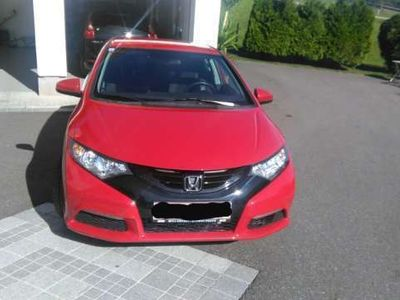 gebraucht Honda Civic 1,6I-CTDi Comfort