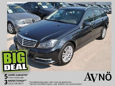 used Mercedes C220 C-KlasseT CDI BlueEfficiency Edition Avantgarde El Kombi / Family Van,