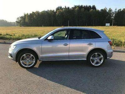 "gebraucht Audi Q5 3.0 TDI quattro S-Line, Garantie bis 8/22, 20"" Alu"