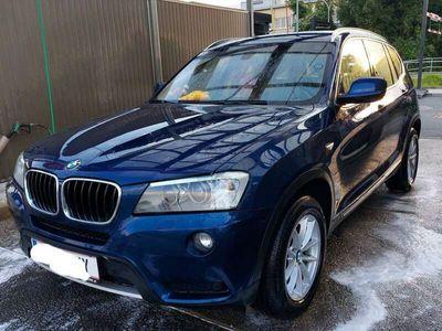 gebraucht BMW X3 xDrive20d Aut. Blue Performance