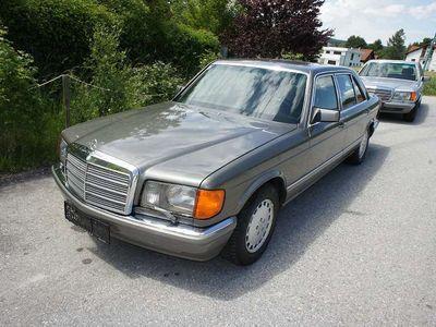 gebraucht Mercedes S560 SEL Limousine