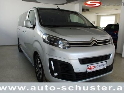 gebraucht Citroën Spacetourer BlueHDi 180 EAT 6 XL Shine Voll