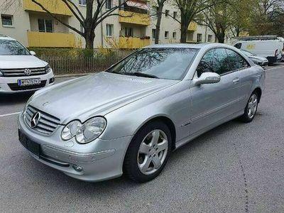 gebraucht Mercedes CLK270 CLK-KlasseAvantgarde CDI Aut.* PICKERL 1/2022