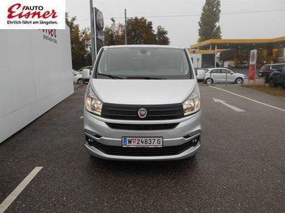 gebraucht Fiat Talento Panorama 3,0t 2,0 EcoJet 145 L2H1 Execu... Kombi / Family Van
