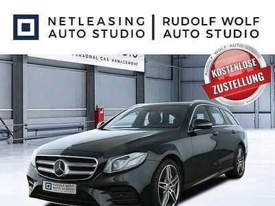 gebraucht Mercedes 450 ET 4M AMGLine+Comand+Fahrassist+Pano+360°+