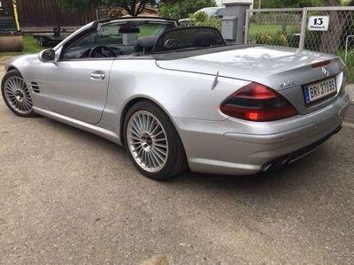 gebraucht Mercedes SL55 AMG SL-KlasseAMG 500PS 762Nm inkl WERTGUTACHTEN 28.150,- Cabrio / Roadster