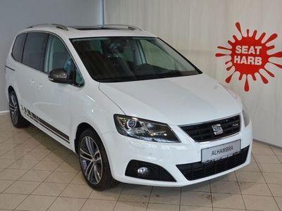 gebraucht Seat Alhambra FR 2,0 TDI 4WD FR