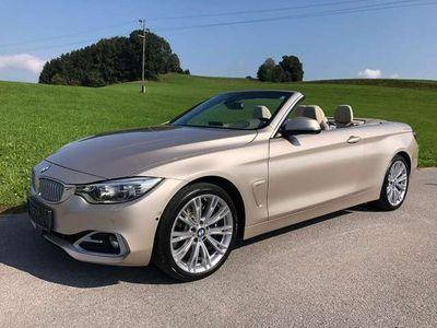 gebraucht BMW 435 4er-Reihe Cabrio d xDrive Individual