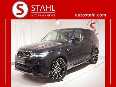 gebraucht Land Rover Range Rover Sport 3,0 i6 D250 MHEV HSE Aut. ACC | Auto Stahl Wien 23