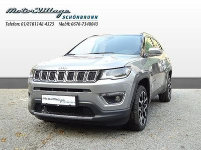 brugt Jeep Compass 2,0 MultiJet II AWD Limited Limited