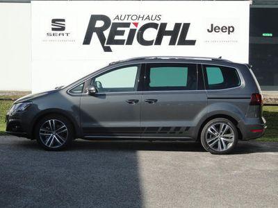 gebraucht Seat Alhambra FR 2,0 TDI 4WD - 7-sitzig - AHK - ACC - Panorama