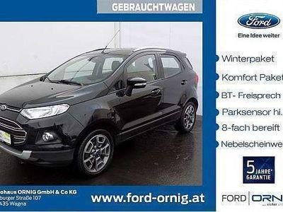 gebraucht Ford Ecosport 1,5 TDCi Titanium SUV / Geländewagen,