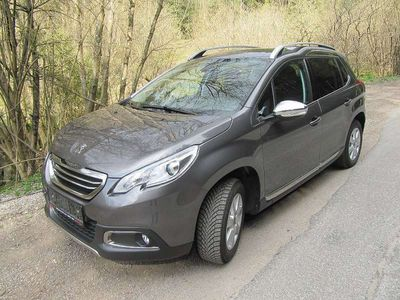 gebraucht Peugeot 2008 1,6 BHDI Allure SUV / Geländewagen,