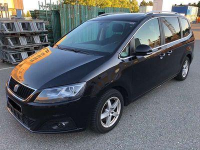 gebraucht Seat Alhambra Executive TDI CR DSG (71038YE5) Kombi / Family Van