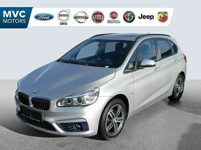 gebraucht BMW 216 Active Tourer d Sport Line Aut.