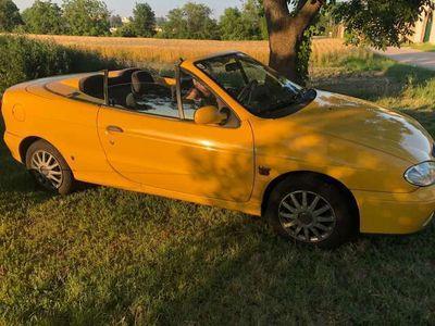 gebraucht Renault Mégane Cabriolet 1,4 16V