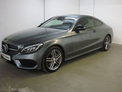 gebraucht Mercedes C250 d Coupe Aut.