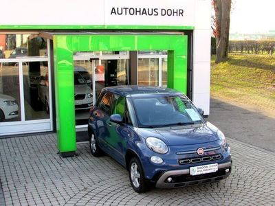 gebraucht Fiat 500L 1,6 MultiJet II 120 Sondermodell Mirror
