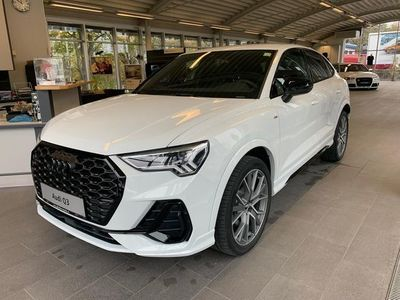 gebraucht Audi Q3 Sportback 45 TFSI quattro S line ext.