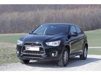 brugt Mitsubishi ASX 1.6 MIVEC 2WD Invite SUV / Geländewagen,