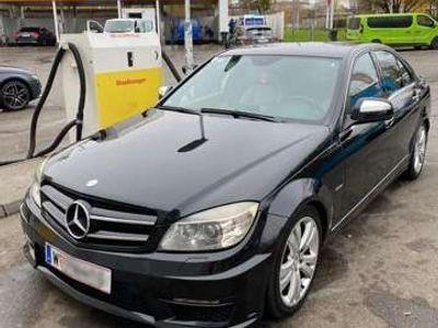 gebraucht Mercedes C320 Avantgarde CDI