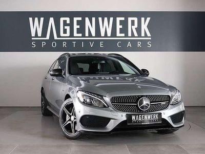 gebraucht Mercedes C43 AMG AMG (C450) T 4MATIC Aut. PERFORMANCE-SITZE BURMESTER