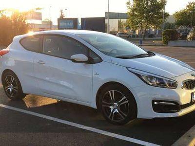 gebraucht Kia pro_cee'd 20 Jahre Plus Paket Sportwagen / Coupé