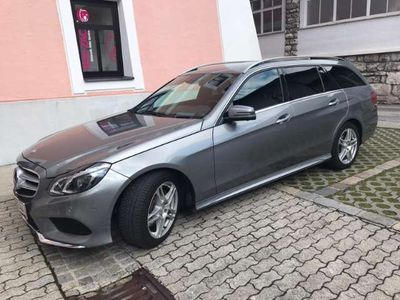 gebraucht Mercedes E350 BlueTEC 4MATIC A. Edition Paket Plus