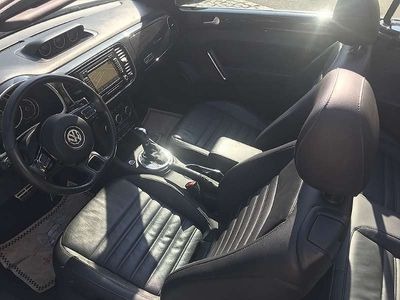 gebraucht VW Beetle Cabrio 2,0 TSI Sport DSG - VOLL