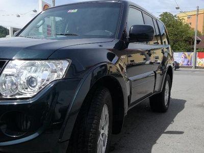 gebraucht Mitsubishi Pajero SUV / Geländewagen,