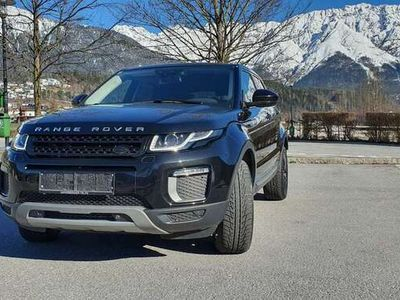 gebraucht Land Rover Range Rover evoque SE 2,0 TD4 Aut.