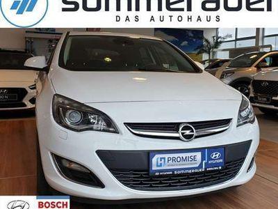 gebraucht Opel Astra Cosmo AT mit Radträger