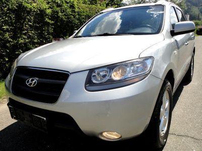used Hyundai Santa Fe 2.2 CRDi 2WD, VOLLAUSSTATTUNG, EURO-4 !*