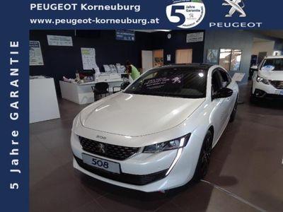 gebraucht Peugeot 508 GT-Line 2,0 BlueHDi 180 EAT8 S&S *5 Jahre Garantie