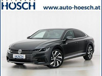 gebraucht VW Arteon TDI R-Line Aut LP:61.469.-/mtl.234.-*