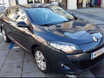gebraucht Renault Mégane 1.5 diesel Kombi / Family Van