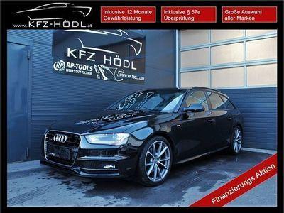 gebraucht Audi A4 Avant 2,0 TDI Attraction quattro s-tronic*S-line*